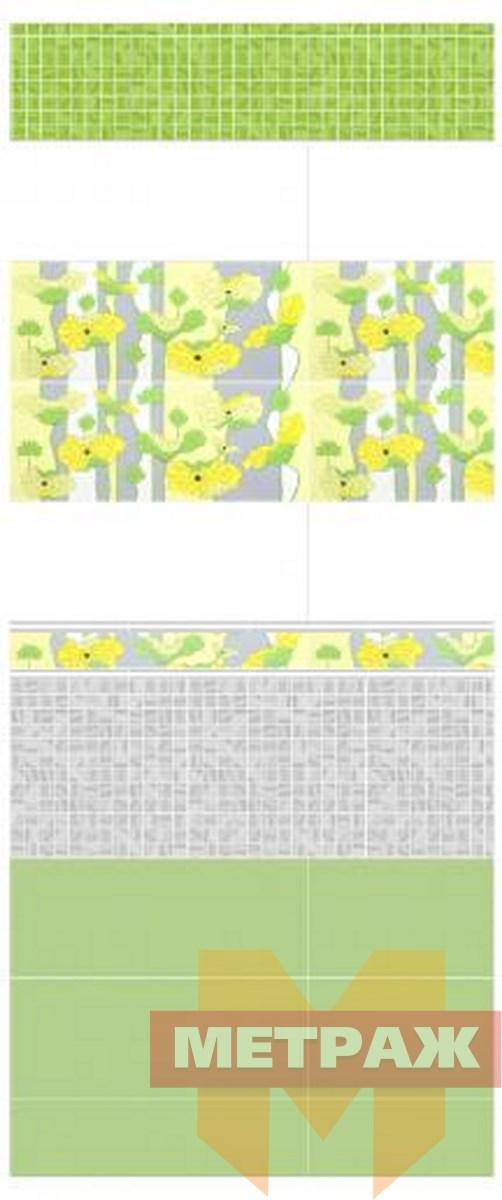Городские цветы плитка